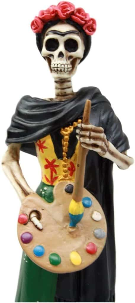 la catrina figurine