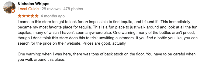 old town tequila reviews