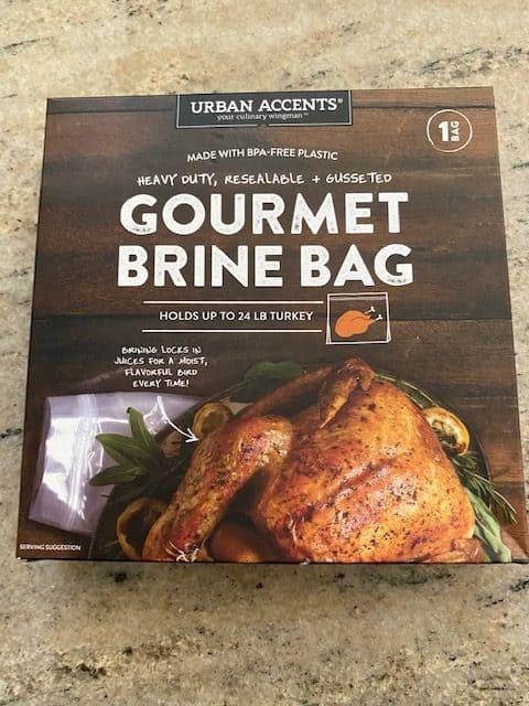gourmet brine bags
